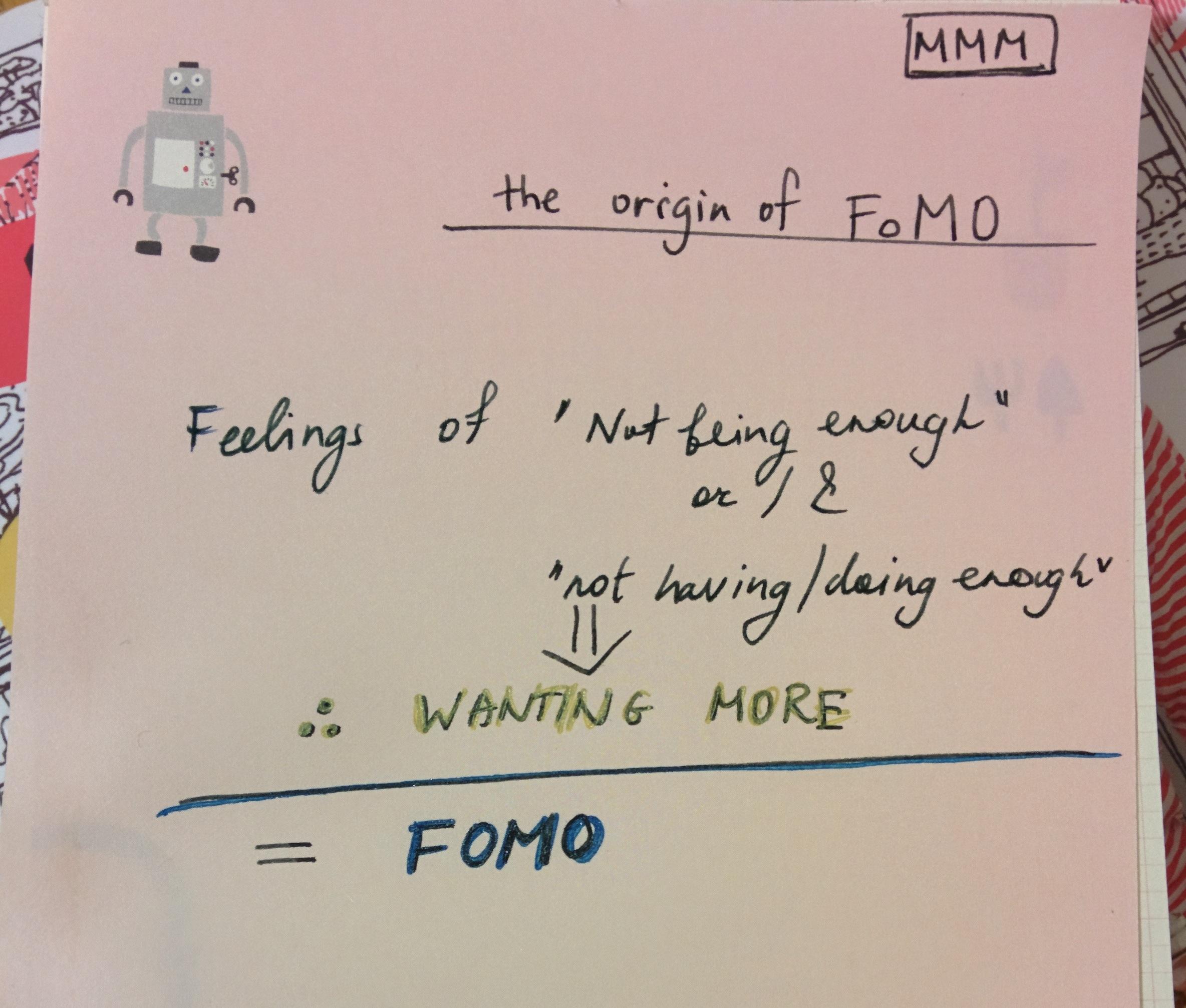 FOMO 1